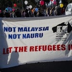 Stop the refugee bashing, no offshore processing