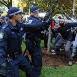 Police violence and racism on display in attack on Muslim rally