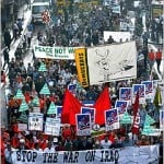 Ten years since Iraq rallies: When millions marched against the war