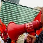 Indonesian workers' movement rising but activists face crackdown