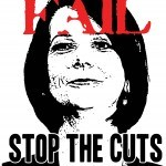 Gillard's savage uni cuts – build the fight back
