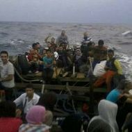 ASYLUM SEEKER BOAT TRAGEDY