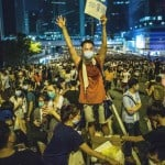 Eyewitness from Hong Kong:  'Occupation of large sections of the city continues'