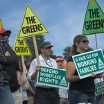 Unions, the working class and the future of The Greens