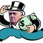 Editorial: Throw out millionaire Malcolm