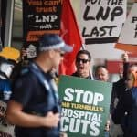 All out to make sure it's time up for Turnbull