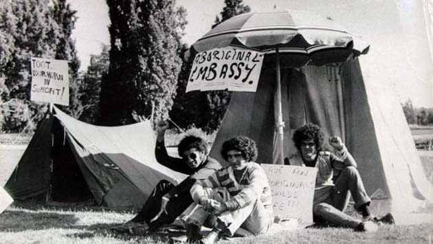 tent embassy powerpoint