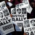 Winning justice for Trayvon, killed for being black in America