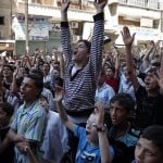 Syria's armed revolt is product of popular uprising