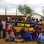 "Aboriginal communities statement: ""Shires out, stop the Intervention – community control now!"""