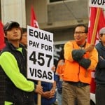 Labor's attack on 457 workers is racist scapegoating