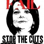 Gillard's savage uni cuts – build the fight back