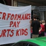 Victorian teachers take action against performance pay