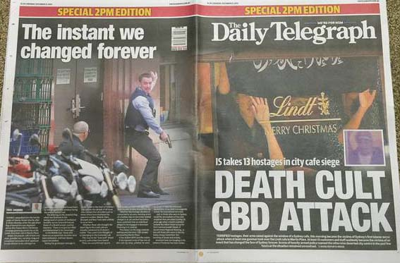The Daily Telegraph's scaremongering special edition