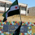 Syria between both Assad's and IS's counter-revolution