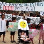 Defiance and protest can close Nauru