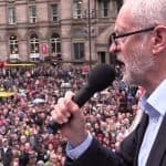 Stalemate with right-wing as Corbyn re-elected leader