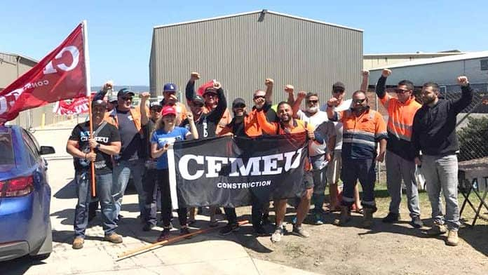 Boom cranes strike into its fourth week – Solidarity Online